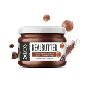 Real Butter Cacao y Avellana 200 g