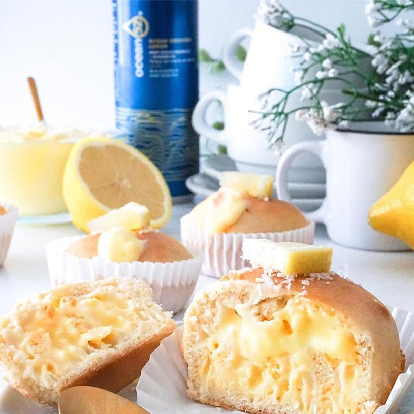 Receta de Bollitos de Limón