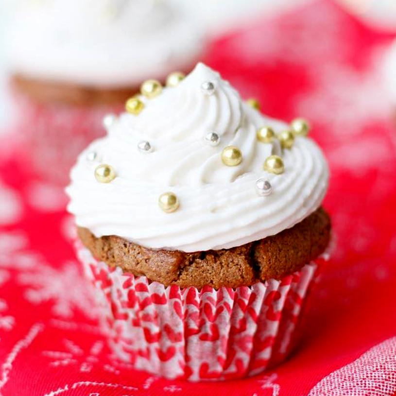 Receta de Energy cupcakes