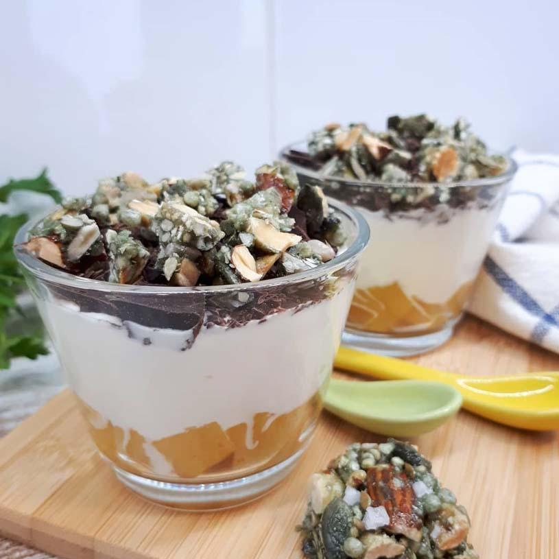 Receta de Yogur casero saludable