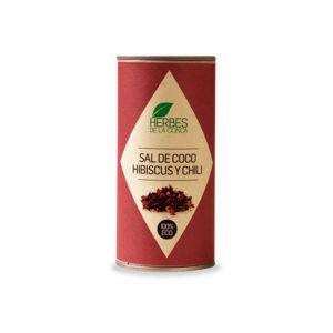 Sal de Coco hibiscus y chili