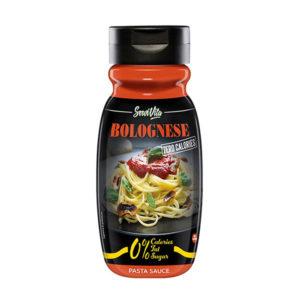 Salsa Bolognese sin calorías ServiVita