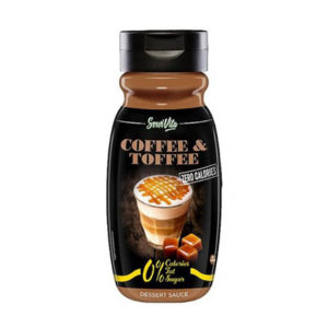 Salsa Coffe & toffe sin calorias erviVita