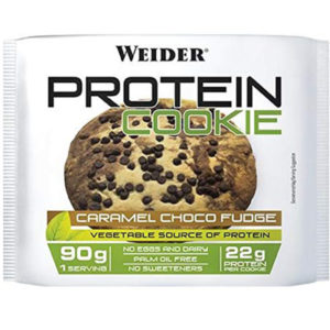 Vegan Protein Cookie Weider 90gr 2