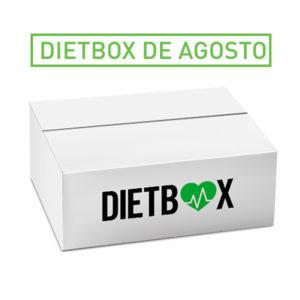 Suscripción DietBox Agosto