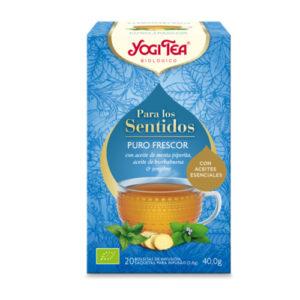Yogi Tea Puro frescor