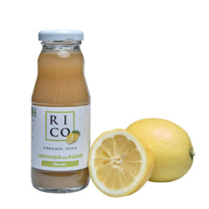 Zumosrico Limonada con Agave 200ml