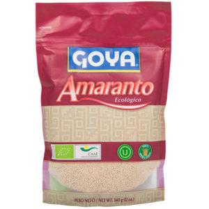 Amaranto ECO Goya 340g