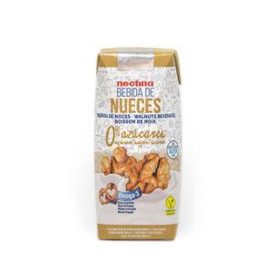 Bebida de nueces 0% azúcares Nectina 330ml