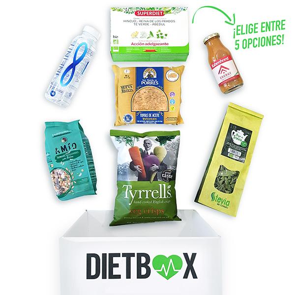 DietBox de Agosto 2019