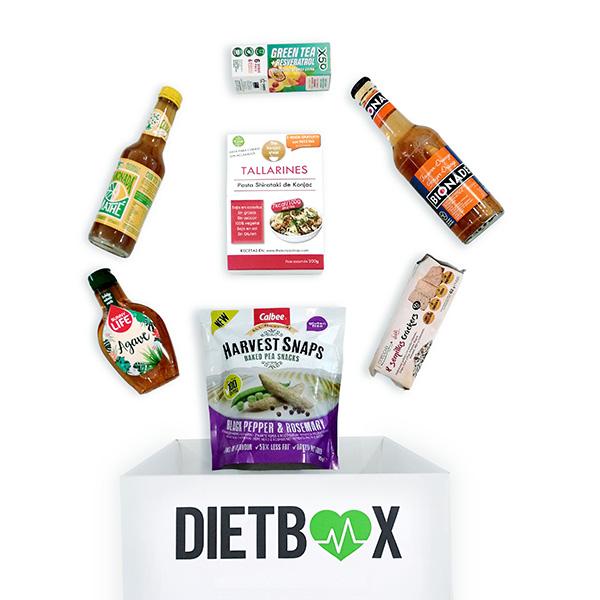 DietBox de Verano 2019