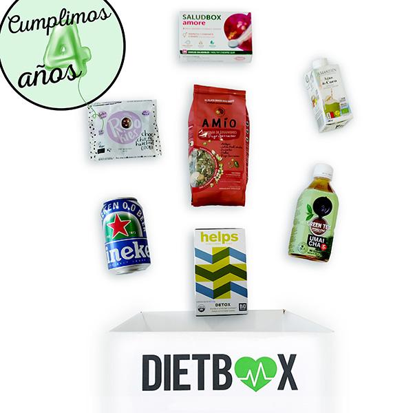 DietBox 4rto Aniversario
