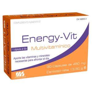 Energy-Vit 30 caps Relafit