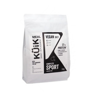 Küikmeal Vainilla 50 g Vegan