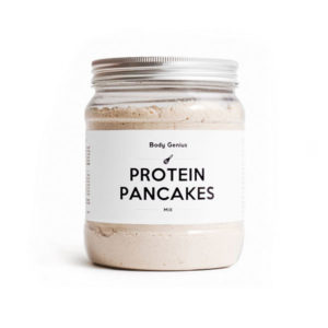Tortitas proteicas Pancakes 400g My Body Genius