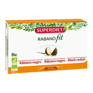 Rábano FIT 20 x 15 ml BIO SUPERDIET
