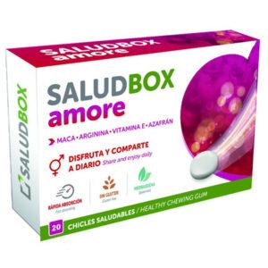 Amore 20 chicles funcionales SaludBox