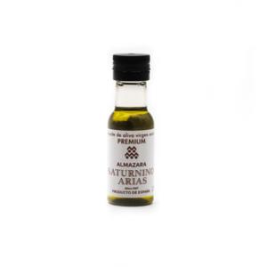 Aceite de oliva virgen extra picual Saturnino 20ml