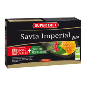 Savia imperial 20 x 15 ml BIO SUPERDIET
