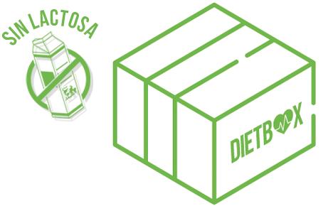 DietBox Sin Lactosa sus