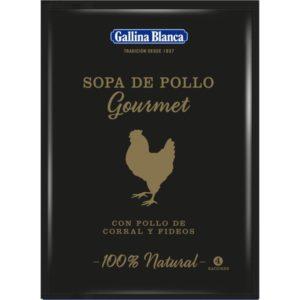 Sopa de Pollo Gourmet