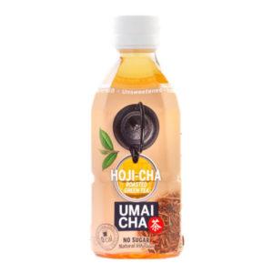 Hoji Cha Té Verde tostado 330ml Umaicha