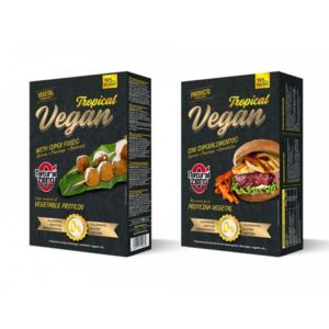 Protein Vegan Burger Natural Zero 2